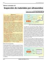 Inspección de materiales por ultrasonidos - (GTS) iTEAM-UPV