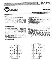 ChipFind - Manufacturer datasheet and components ... - Niddvale Plus