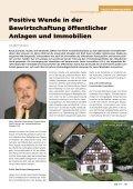 «Die Schweiz steht im internationalen Vergleich sehr gut da» - Page 5