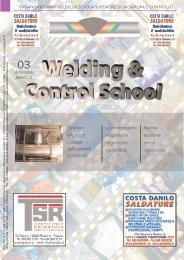 welding 3-2009.qxd - Scuola Superiore di Saldatura e Controllo