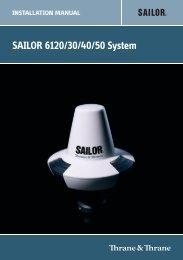 SAILOR 6120/30/40/50 System - SatPro.tv