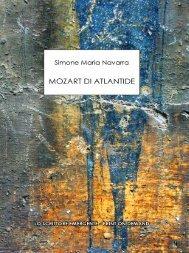 Ebook - Simone Maria Navarra - Mozart di Atlantide - Print on demand