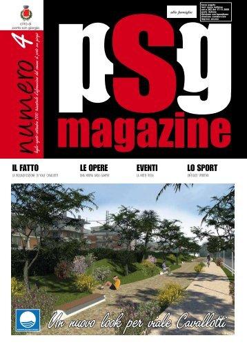 Magazine PSG n. 4 - Comune di Porto San Giorgio