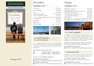Wochenend-Flyer 2012-englisch - bei den Günnewig Hotels und ...