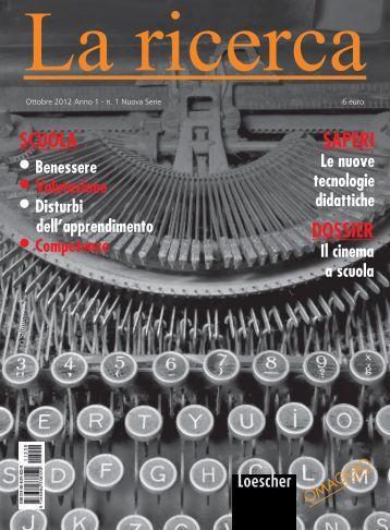 qui - La Ricerca - Loescher Editore