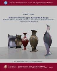 Il Reverse Modeling per il progetto di Design - Padis