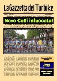gazzetta 12 nove colli 1 - Gruppo Sportivo TURBIKE