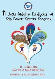 tıklayınız - Türk Pediatrik Kardiyoloji ve Kalp Cerrahisi Derneği