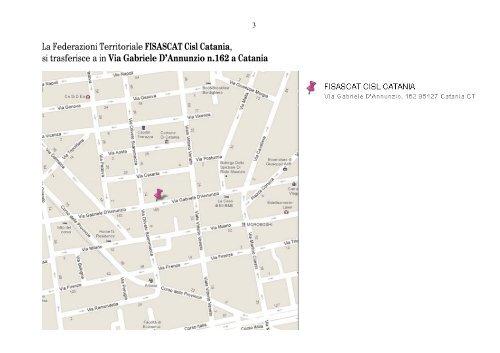 La Cisl di Catania si trasferisce a Palazzo San Demetrio in Via ...