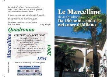 Le Marcelline - Istituto Marcelline Quadronno
