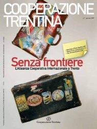 Scarica questo numero in pdf - Federazione Trentina della ...