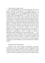Relazione Assemblea 2002 - Confcooperative
