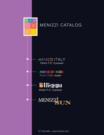 Downloadable catalog - Menizzi