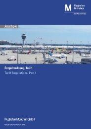 Flughafenentgeltordnung 2013 (pdf 259,1 KB) - Flughafen München