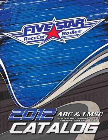 Five Star 2012 Catalog - Rdperformance.ca