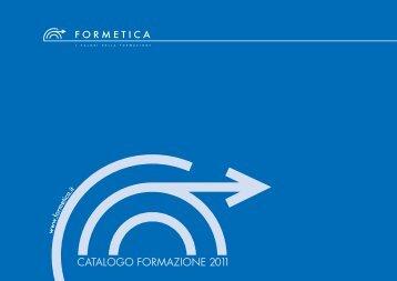 CATALOGO FORMAZIONE 2011 - Ordine degli Ingegneri di Pisa