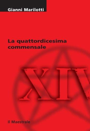 La quattordicesima commensale - Sardegna Cultura