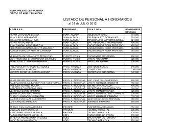 honorarios personal proyectos (5) - Transparencia Saavedra