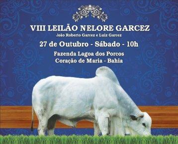 Catálogo Garcez 2012