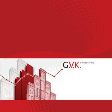 GVK ONLINE PANEL - bei der GVK
