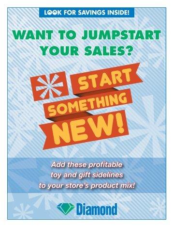 Something New booklet - Diamond Book Distributors