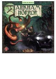Arkham Horror - Board Games
