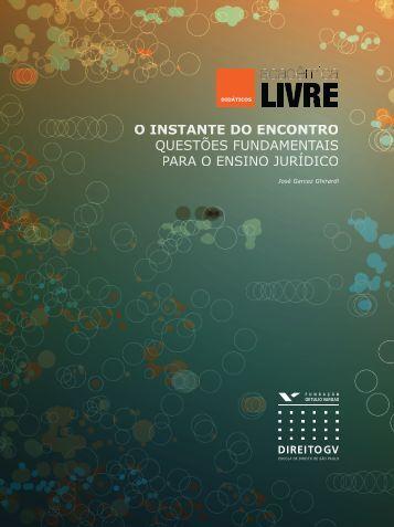 José Garcez Ghirardi - Escola de Direito de São Paulo - Fundação ...