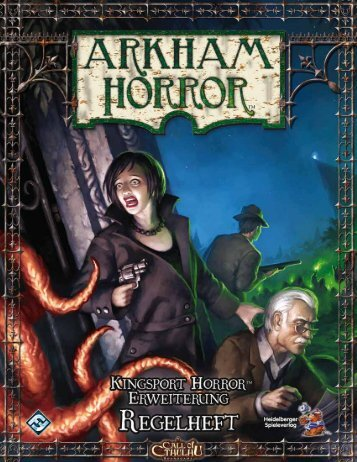 Arkham Horror - Heidelberger Spieleverlag