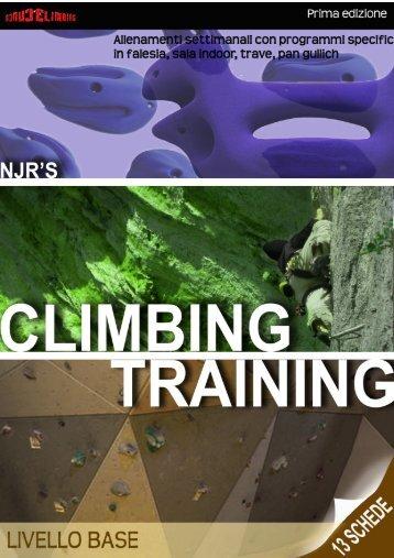 njr climbing training - Cuneoclimbing