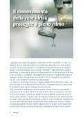 Il rinnovamento della rete idrica prosegue a pieno ritmo - Page 4