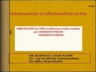 Certificati medici telematici - Snamibs.Org