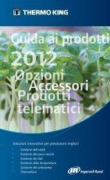 Opzioni Prodotti telematici Accessori - Swisclima