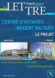 16 pages :Mise en page 1 - Nogent-sur-Marne