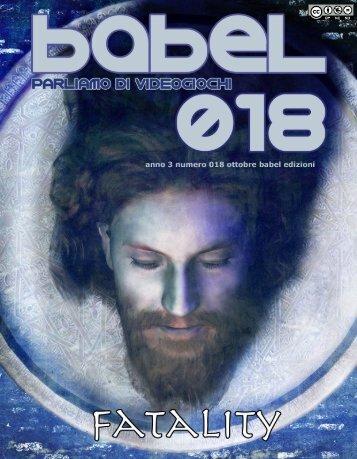Babel 18 - Parliamo di Videogiochi
