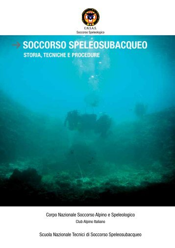 Leggi il PDF - Soccorso Speleologico