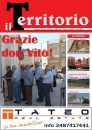 Download numero 7 (agosto 2010) - Il-territorio.it