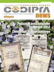 Polizza di assicurazione Collettiva 2013 Condizioni di ... - codipra