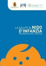 La salute al nido - Comune di Bologna