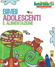 Bimbi Adolescenti e Alimentazione | NUMERO SPECIALE 2 - NaturaSì