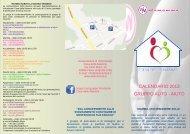 Volantino incontri auto aiuto 2013 - Casa delle mamme
