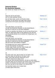 Johannes Brahms Ein deutsches Requiem - TonArt Sauerlach ...