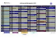 Jahresausbildungsplan 2013 - THW Lindau