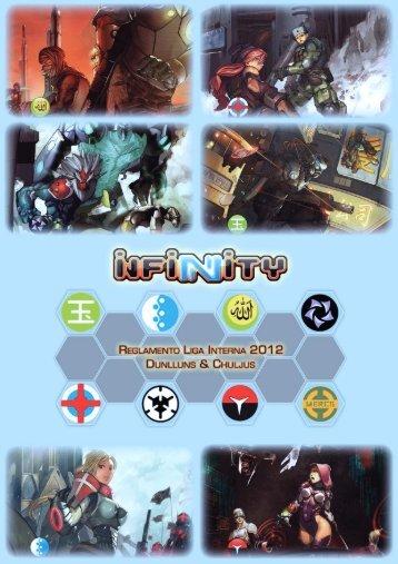 Reglas Liga Infinity - Chuljus