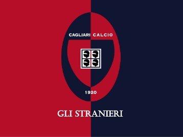 Diapositiva 1 - Cagliari Calcio