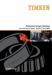to download the PDF file - Bianchi Cuscinetti