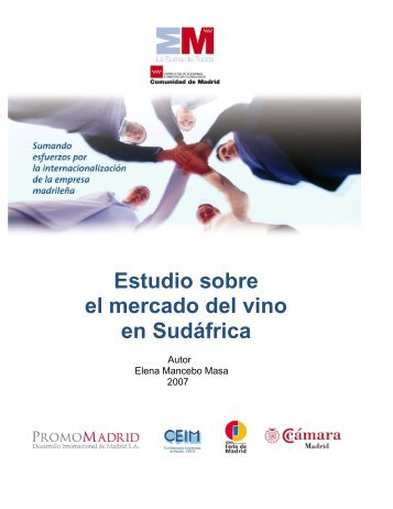 Estudio sobre el mercado del vino en Sudáfrica - IPEX