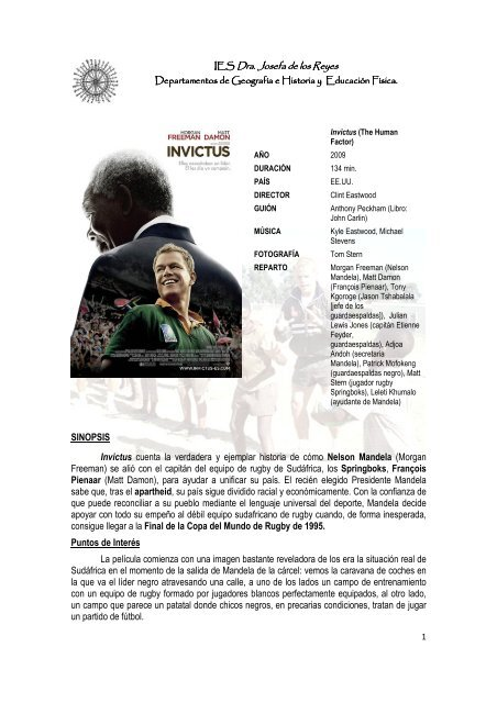 Cuadernillo Actividades Invictus Visit Wordpress