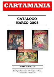 Catalogo - Cartamania