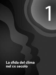 La sfida del clima nel XXI secolo