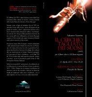 programm - Istituto Musicale Pietro Mascagni
